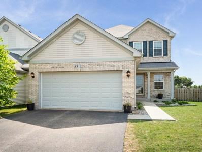 1219 Violet Lane, Joliet, IL 60431 - #: 10499758