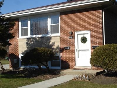 618 N Lullo Drive, Addison, IL 60101 - #: 10500304