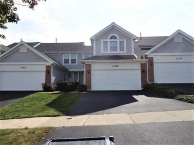 1768 Saint Ann Drive UNIT 1768, Hanover Park, IL 60133 - #: 10500550