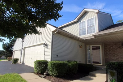 1817 Magnolia Court UNIT 1817, McHenry, IL 60051 - #: 10500685