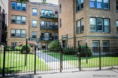 4941 N St Louis Avenue UNIT G, Chicago, IL 60625 - #: 10501058