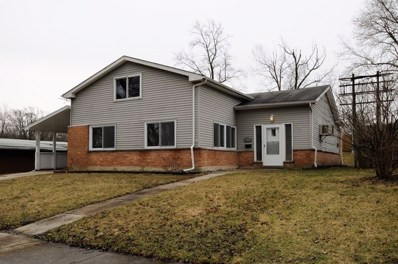 229 Tampa Street, Park Forest, IL 60466 - #: 10501145