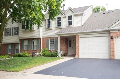 1308 Springwood Drive UNIT D1, Schaumburg, IL 60193 - #: 10501171