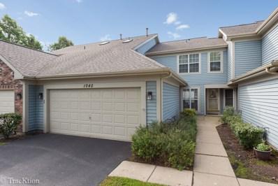 1040 Ridgefield Circle, Carol Stream, IL 60188 - #: 10501348