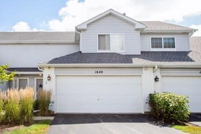 1640 Abington Lane, North Aurora, IL 60542 - #: 10501490