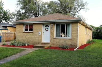 113 W Rozanne Drive, Addison, IL 60101 - #: 10501691