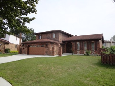 1207 N Baybrook Court, Addison, IL 60101 - #: 10501843