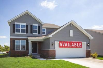 809 Richards Drive, Shorewood, IL 60404 - #: 10501978