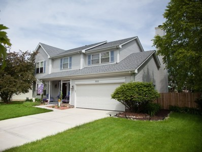 883 Horseshoe Court, Carol Stream, IL 60188 - #: 10502344