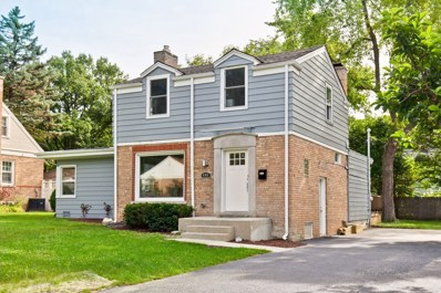 408 Wrightwood Terrace, Libertyville, IL 60048 - #: 10502654