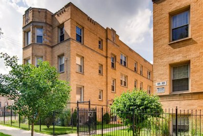 1622 W Wallen Avenue UNIT 3S, Chicago, IL 60626 - MLS#: 10502836