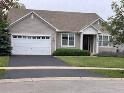 717 Bohannon Circle, Oswego, IL 60543 - #: 10502977