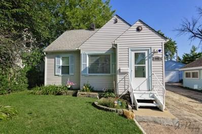 302 E Willow Drive, Round Lake Park, IL 60073 - #: 10502986