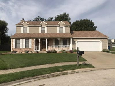 1291 Greenbriar Court, Bourbonnais, IL 60914 - MLS#: 10503229