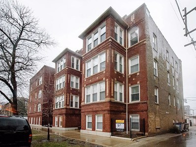 3516 W Leland Avenue UNIT G, Chicago, IL 60625 - MLS#: 10503484