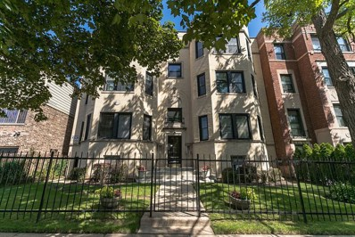 1718 W Estes Avenue UNIT 1W, Chicago, IL 60626 - #: 10503624