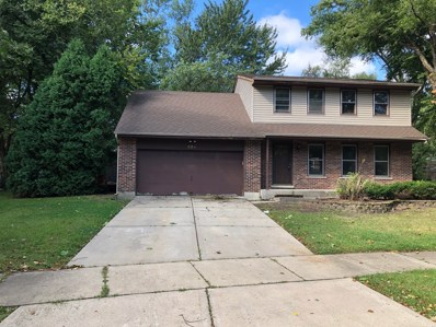824 Rose Lane, Matteson, IL 60443 - #: 10503672