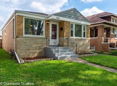 339 Englewood Avenue, Bellwood, IL 60104 - #: 10503679
