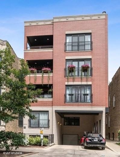 830 W Bradley Place UNIT 3S, Chicago, IL 60613 - #: 10503841