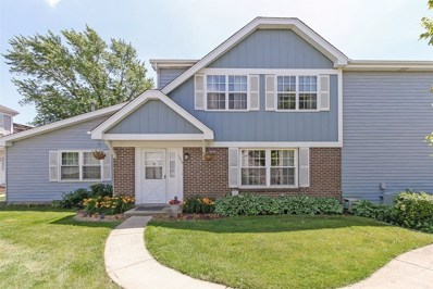 1639 Timber Trail UNIT 1639, Wheaton, IL 60189 - #: 10504095