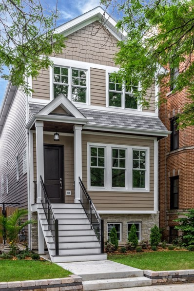 1423 W Warner Avenue, Chicago, IL 60613 - #: 10504238