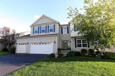 158 Bloomfield Drive, Woodstock, IL 60098 - #: 10504419
