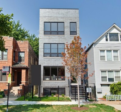 2302 N Hoyne Avenue UNIT 2, Chicago, IL 60647 - MLS#: 10504486