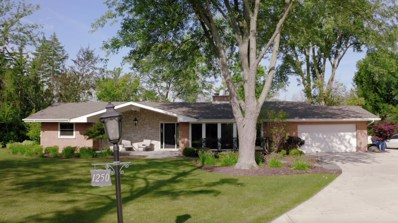 1250 Cedarcrest Lane, Bannockburn, IL 60015 - #: 10504704
