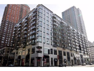 1 E 8th Street UNIT 702, Chicago, IL 60605 - #: 10504716