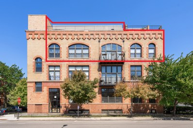 1050 W Hubbard Street UNIT 3G, Chicago, IL 60622 - #: 10505112
