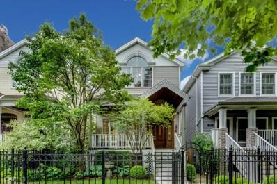 1447 W Cuyler Avenue, Chicago, IL 60613 - #: 10505570