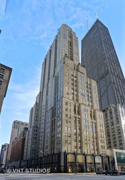 159 E Walton Place UNIT 13A, Chicago, IL 60611 - #: 10505581