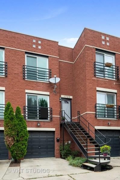 1739 N Wilmot Avenue, Chicago, IL 60647 - #: 10505654