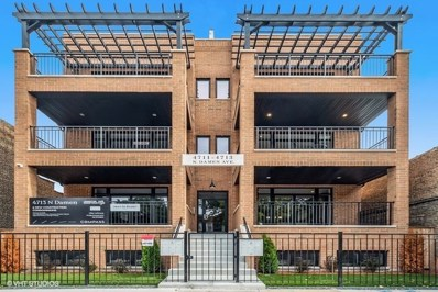 4713 N Damen Avenue UNIT 1N, Chicago, IL 60625 - #: 10505934