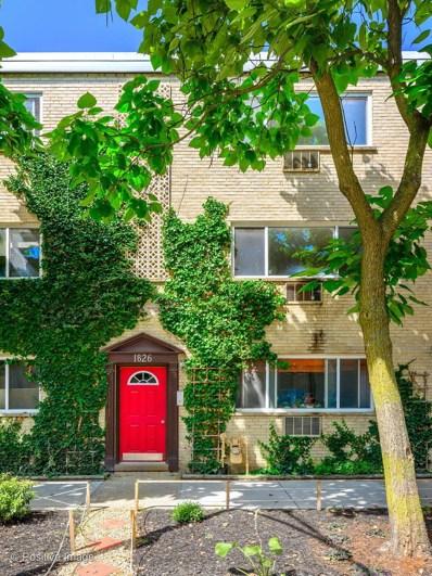 1826 W Winnemac Avenue UNIT 2, Chicago, IL 60640 - #: 10505965