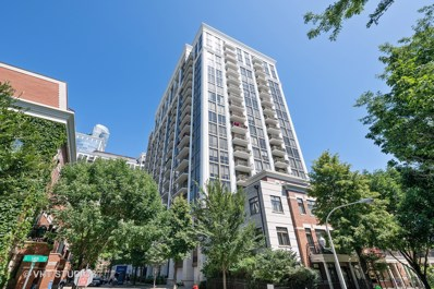 1335 S Prairie Avenue UNIT 1804, Chicago, IL 60605 - #: 10506021
