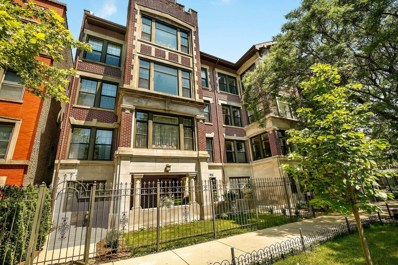 926 E Hyde Park Boulevard UNIT 3, Chicago, IL 60615 - #: 10506046