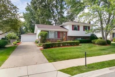 115 Barrett Lane, Schaumburg, IL 60193 - #: 10506296