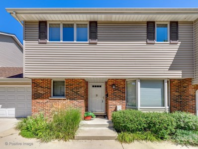 120 S Dee Road UNIT 2, Park Ridge, IL 60068 - #: 10506418