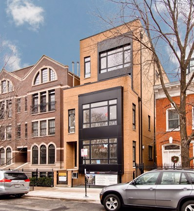 1217 N Paulina Street UNIT 1, Chicago, IL 60622 - #: 10506459
