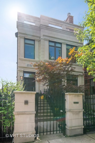 1531 W George Street, Chicago, IL 60657 - #: 10506652