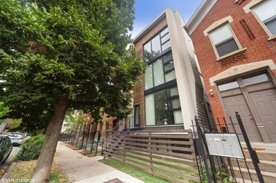 937 N Honore Street UNIT 3, Chicago, IL 60622 - #: 10506716