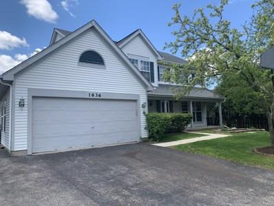 1636 Brigham Lane, Crystal Lake, IL 60014 - #: 10506717