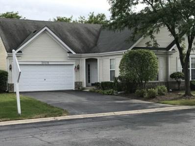 21031 W Walnut Lane, Plainfield, IL 60544 - #: 10506877