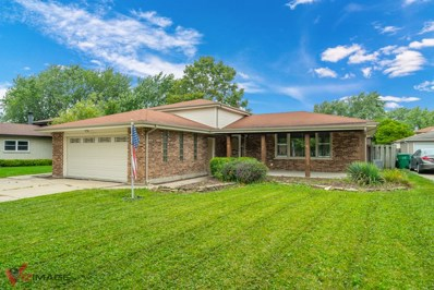 6412 180th Place, Tinley Park, IL 60477 - MLS#: 10506889
