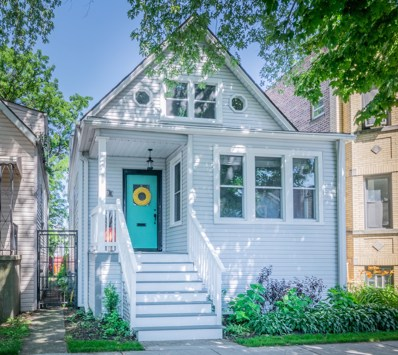 4023 N Sawyer Avenue, Chicago, IL 60618 - #: 10507500