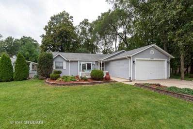 3707 W Lake Shore Drive, Wonder Lake, IL 60097 - #: 10507618