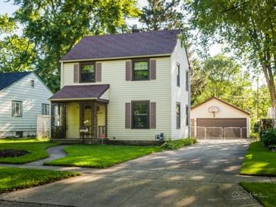 18307 Oakwood Avenue, Lansing, IL 60438 - #: 10507624