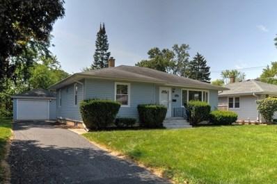 1406 Roosevelt Avenue, Joliet, IL 60435 - #: 10508370