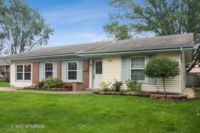 1521 Fairfield Lane, Hoffman Estates, IL 60169 - #: 10508445